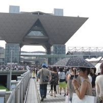 Summer Comic Market (Comiket) Day 1