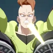 Dragon Ball FighterZ Trailer Shows Off Androids