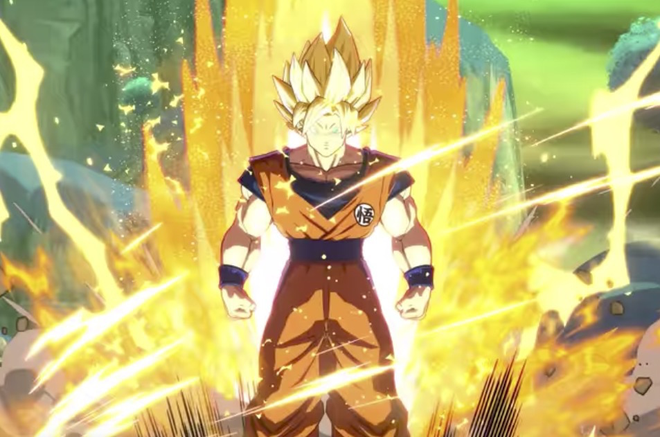Dragon Ball FighterZ Trailer Debuts