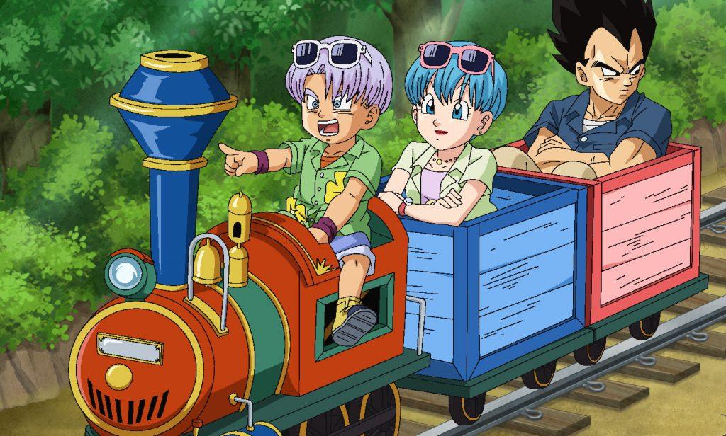 Dragon Ball Super Hits Toonami on January 7