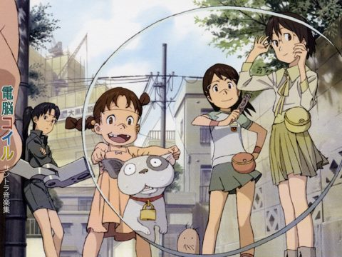 Maiden Japan Adds Den-noh Coil Anime