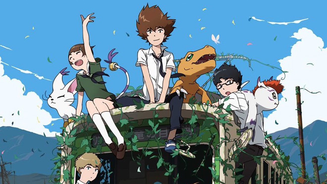 Shout! Factory Licenses Digimon Adventure tri. Anime Films