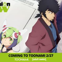 Dimension W Anime Heads to Toonami