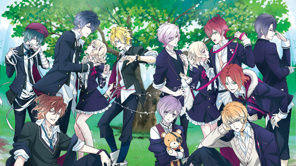 The vamps are back in Diabolik Lovers More, Blood
