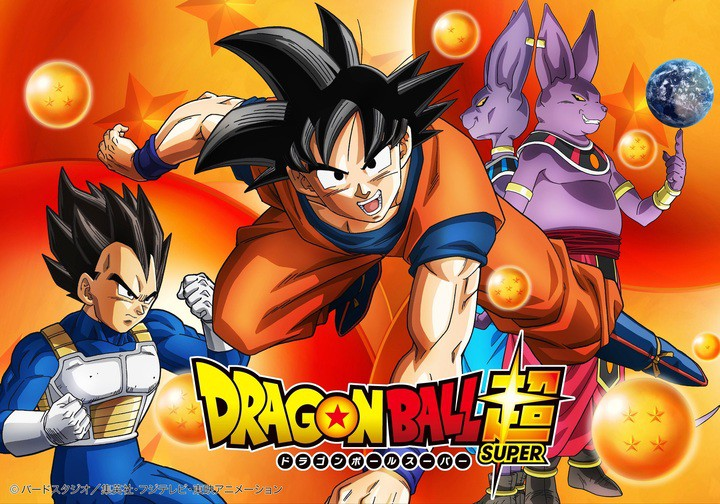 Dragon Ball Super Promo Pops Up on Toei Animation US YouTube