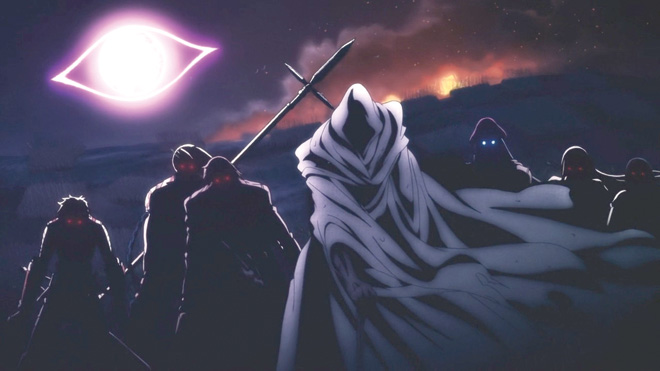 Drifters is the awesome new anime from the mind of Hellsing creator Kouta Hirano