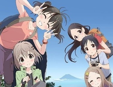 Encouragement of Climb Anime Gets 2nd Season