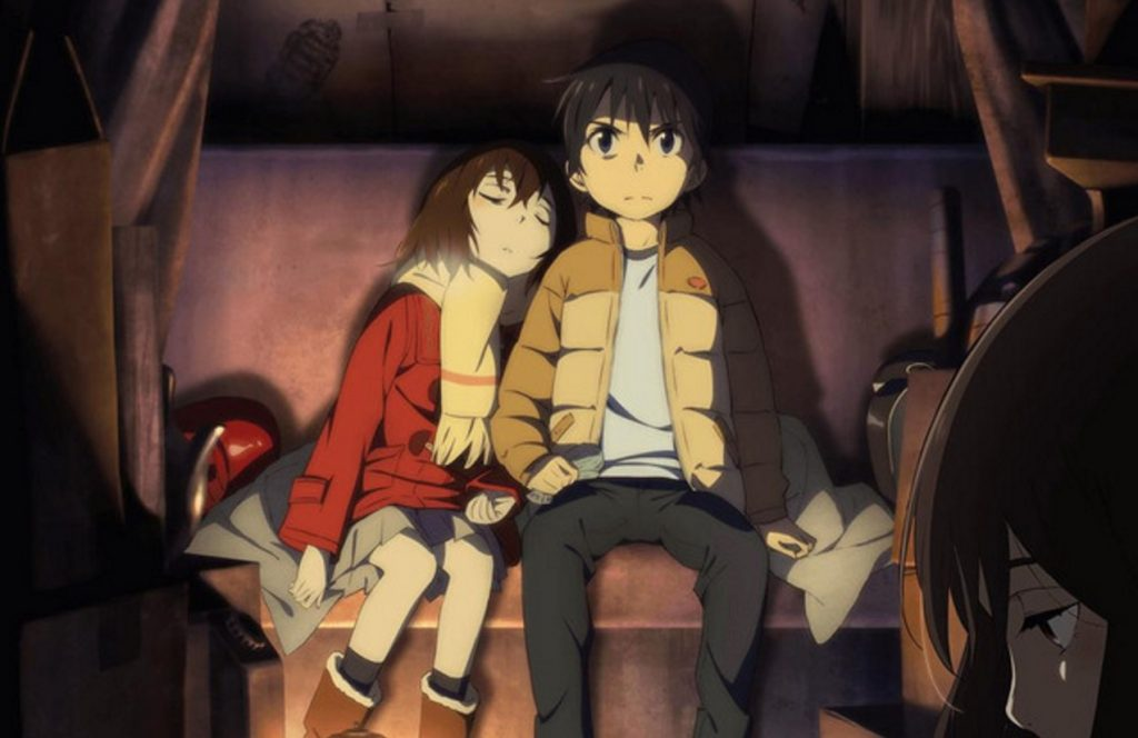 ERASED is an Early Contender for Anime of the Season