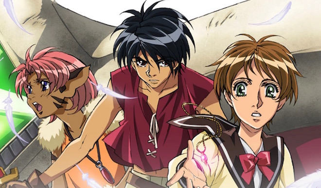 FUNimation Launches Kickstarter for New Escaflowne Dub