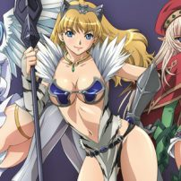 Queen's Blade: Beautiful Warriors Expands on the Most Rugged Fighters Around