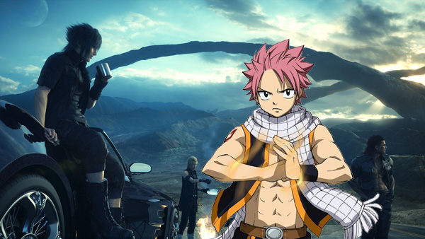 Fairy Tail's Hiro Mashima Finishes Final Fantasy XV in Two Days