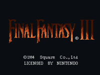 Virtual Boy 6/30: Final Fantasy and the Numbers Game