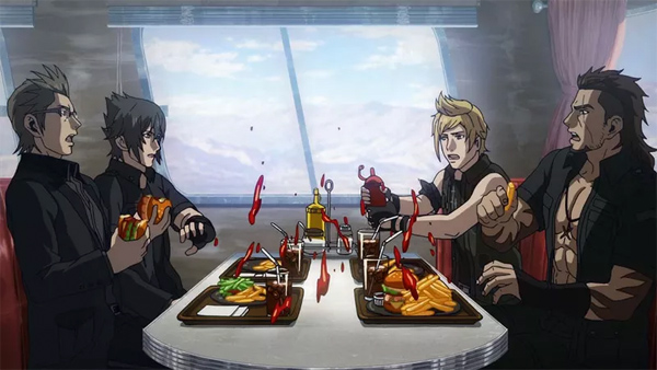 Final Fantasy XV Gets Anime Prequel, CG Feature Film, Downloadable Demo