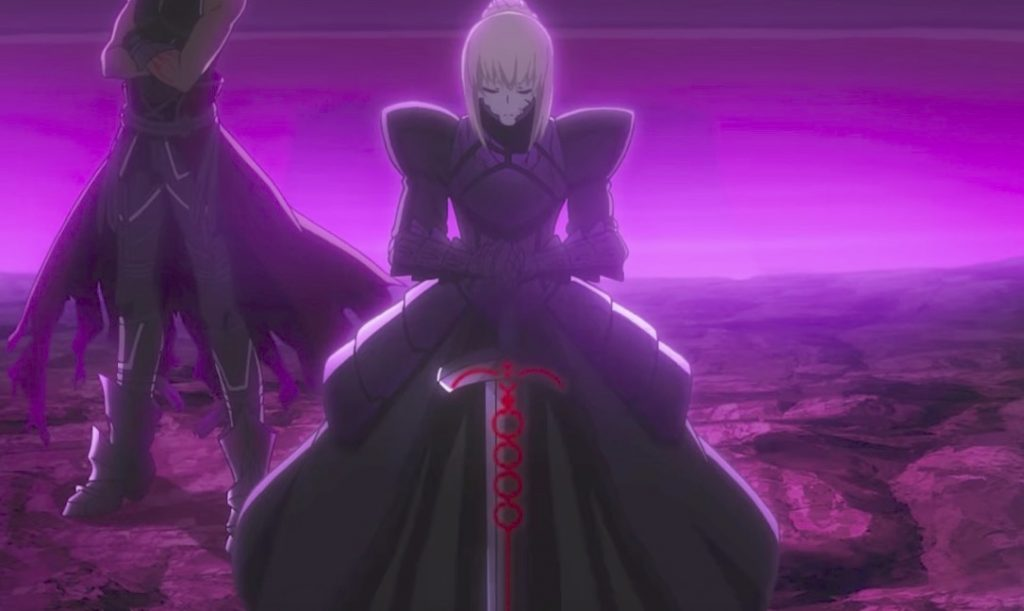 Fate/Grand Order Anime Special Previewed