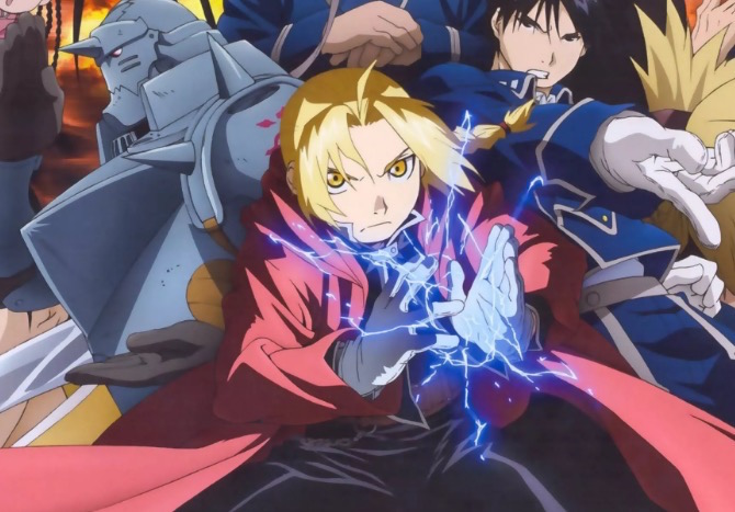 Live-Action Fullmetal Alchemist Star Spotted in Costume