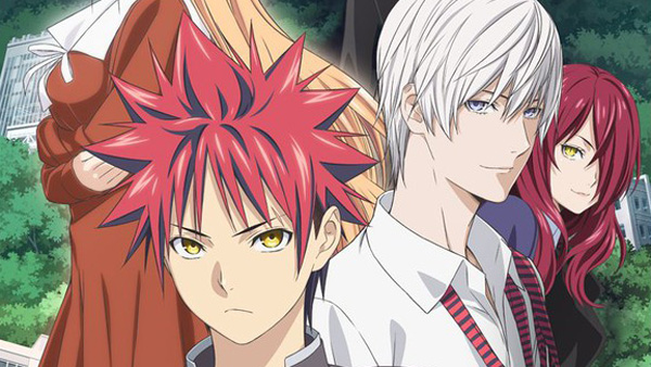 First Official Visual Released for Food Wars! Season 3