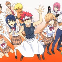 Food Wars! Anime Serves Up a Delectable Box Set