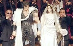 "Kenshiro's ""Soul Wedding"": Best Thing You'll See All Week?"