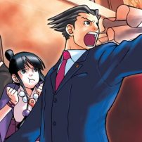 Ace Attorney Anime Coming in April 2016