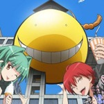 Assassination Classroom Anime Debuts in January