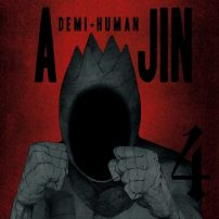 Manga Review: Ajin: Demi-Human vol. 4