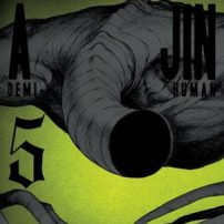 Ajin vol. 5 Continues to Ramp Up the Tension