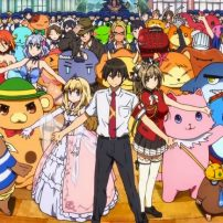 Sentai Adds Amagi Brilliant Park Anime