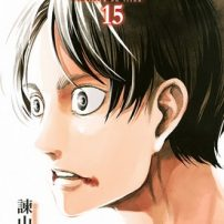 English Attack on Titan Manga Has Over 2.5 Million Copies in Print