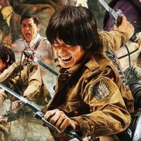 Live-Action Attack on Titan Trailers Bust Out 3D Maneuver Gear