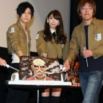 Attack on Titan Anime Continues in 2016