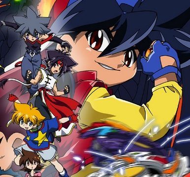 Paramount Nets Beyblade Live-Action Rights