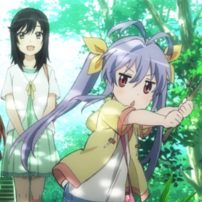 Non Non Biyori Repeat Offers a Look at the Simple Life