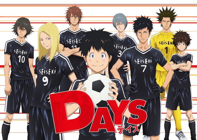 Days TV Anime Announces Main Staff