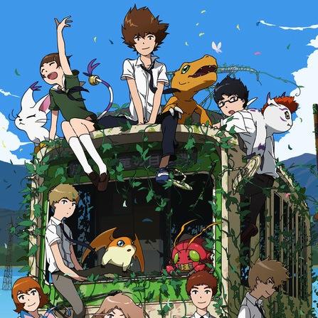Digimon Adventure tri. Anime Gets New Visual, Details