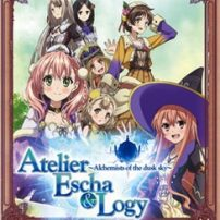 Atelier Escha & Logy Goes from RPG to Anime on Blu-ray/DVD