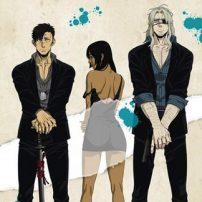 Gangsta. Anime Kicks Off on July 1