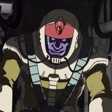 Gundam the Origin II Anime Trailer Posted