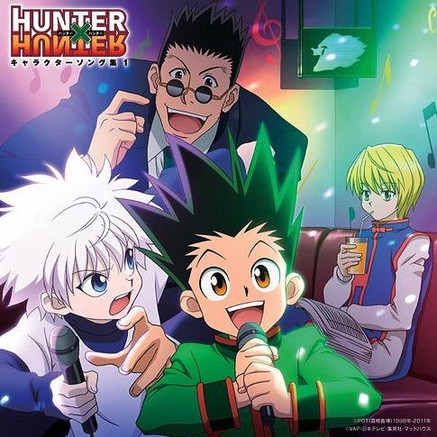 Viz Licenses Hunter x Hunter Anime and More