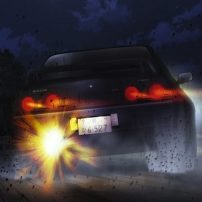 2nd Initial D Anime Film Named and Dated
