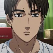 Second New Initial D Anime Film Rolls in with a Subbed Clip