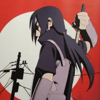 Naruto: Itachi Shinden Spin-Off Novels Get Anime Adaptation
