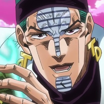 JoJo's Bizarre Adventure: Still Battlin' in Egypt