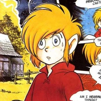 Viz Adds Zelda: A Link to the Past Manga