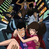 Crunchyroll Adds Lupin the Third Part 2 and More