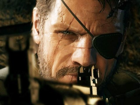 30 Minutes of Metal Gear Solid V on Display