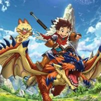 David Production to Produce Monster Hunter Stories Anime