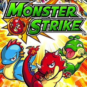 Mobile RPG Monster Strike to Be Adapted Into Anime