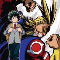 My Hero Academia Anime Announces Leads