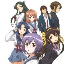 FUNimation Adds Disappearance of Nagato Yuki-chan Anime