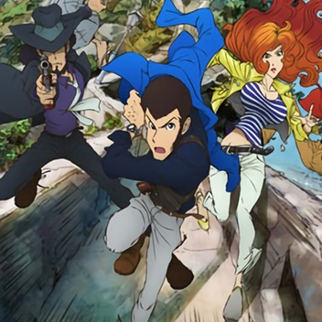 Lupin the Third Anime TV Special Set for January